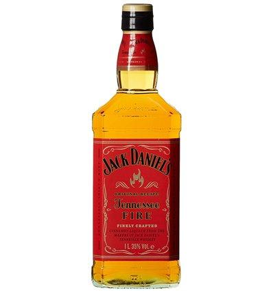 Jack Daniels Tennessee Fire 35% 1L