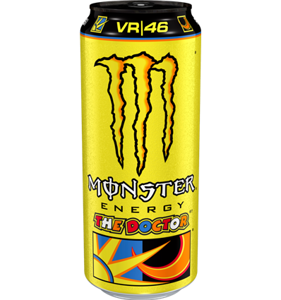 Monster Energy The Doctor 12 x 0,5 l.