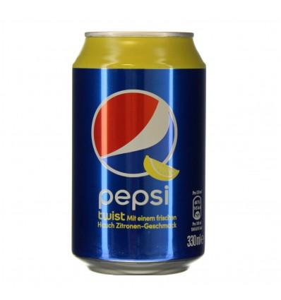 Pepsi Twist 24x33 cl.