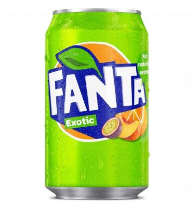 Fanta Exotic 24 x 33 cl.