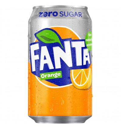 Fanta Zero 24 x 33 cl.