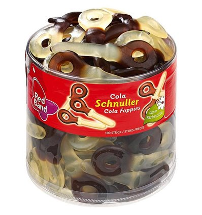 Red Band Cola Schnuller 1200g