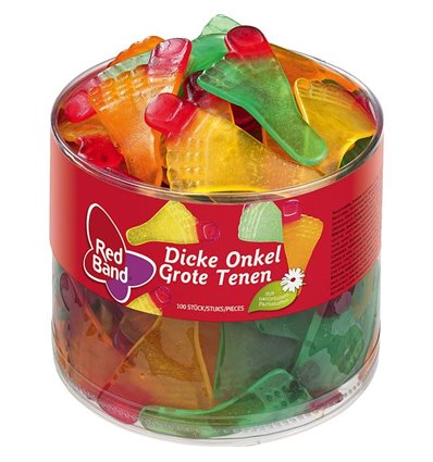 Red Band Dicker Onkel 1200g