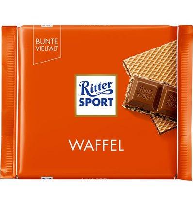 Ritter Sport Vaffel 100g