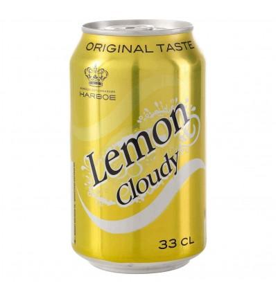 Harboe Lemon Cloudy 24 x 33 cl.