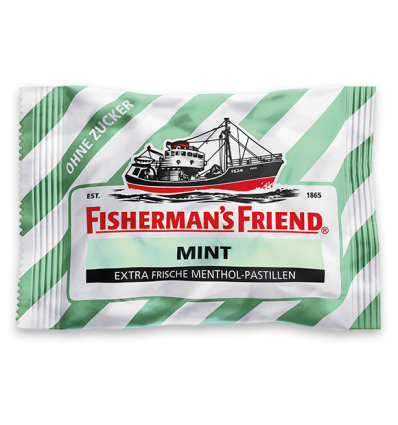 Fisherman´s Friend Miint Sukkerfri 25g