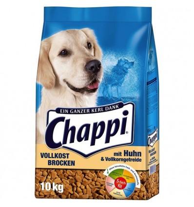 Chappi Kylling og fuldkorn 10kg