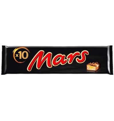 Mars 10-pak 450g