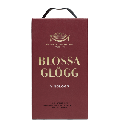 Blossa Glögg 2 ltr, 10%