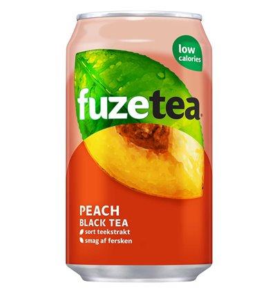 Fuze Ice Tea peach 24 x 33 cl.
