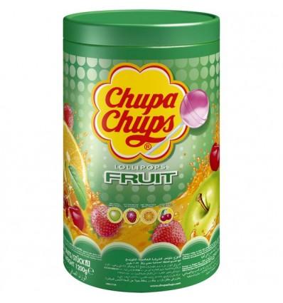Chupa Chups frugt slikkepinde 100 stk