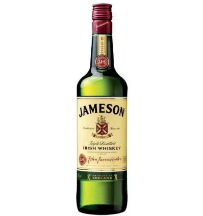 Jameson Irish Whiskey 40% 1l