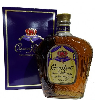 Crown Royal Fine De Luxe Blended Canadian Whisky 40% 0,7l