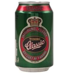 Tuborg Classic 4,6% 24x0,33 l.