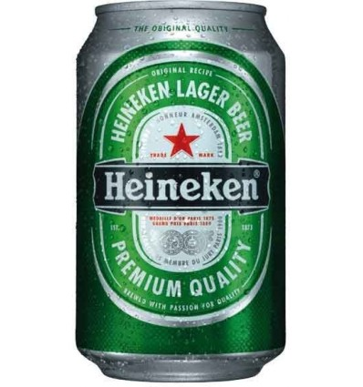 Heineken 5% 24x0,33l ds