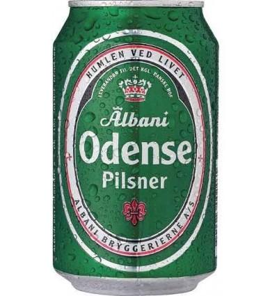 Odense Pilsner 24x0,33 l. 4,6%