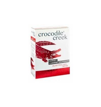 Crocodile Creek Shiraz Cabernet Sauvignon 13,5% 3 L