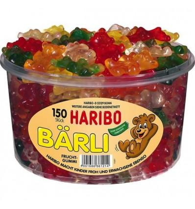 Haribo Bløde Bjørne 150 stk