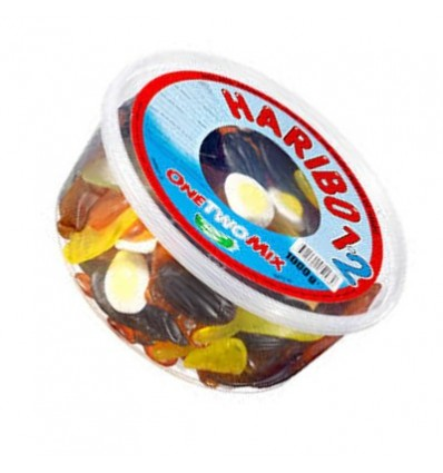Haribo One/Two Mix 1000 g.