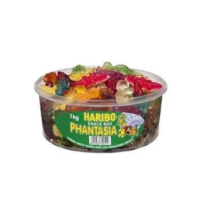 Haribo Phantasia-Frucht-Misch 1 kg.